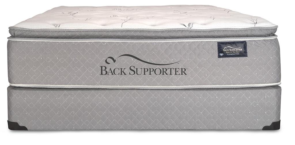 Spring Air Bs Juliet Pillowtop Q 080j Q Queen Pillow Top Mattress