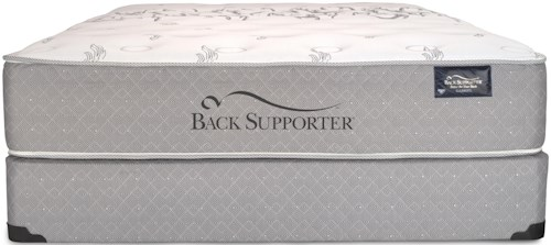Spring Air BS Savannah Queen Plush Mattress