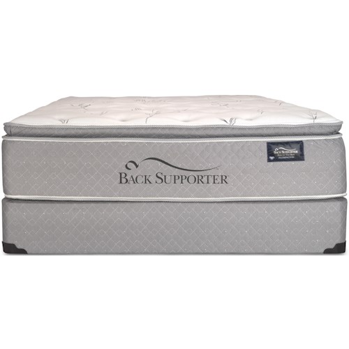 Spring Air BS Star Full Pillow Top Mattress
