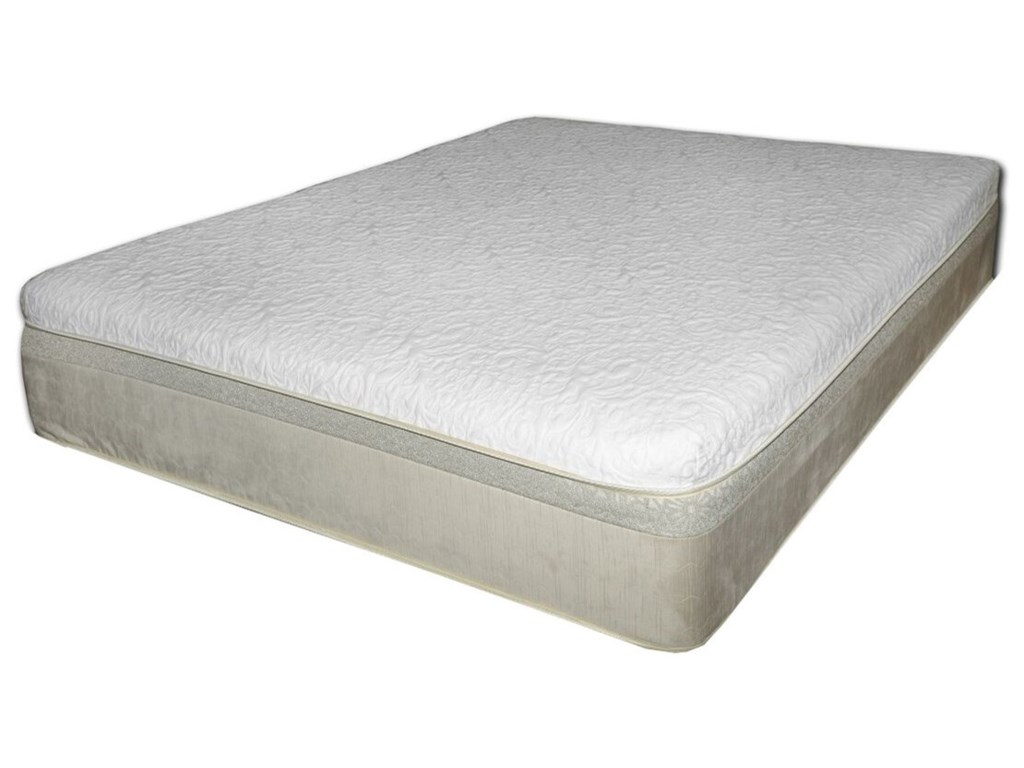 Chattam And Wells Latex Core Twin 11 Mattress By Spring Air