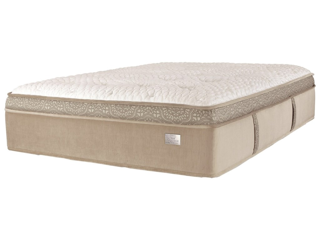 Spring Air Franklin ETQueen Pocketed Coil Mattress