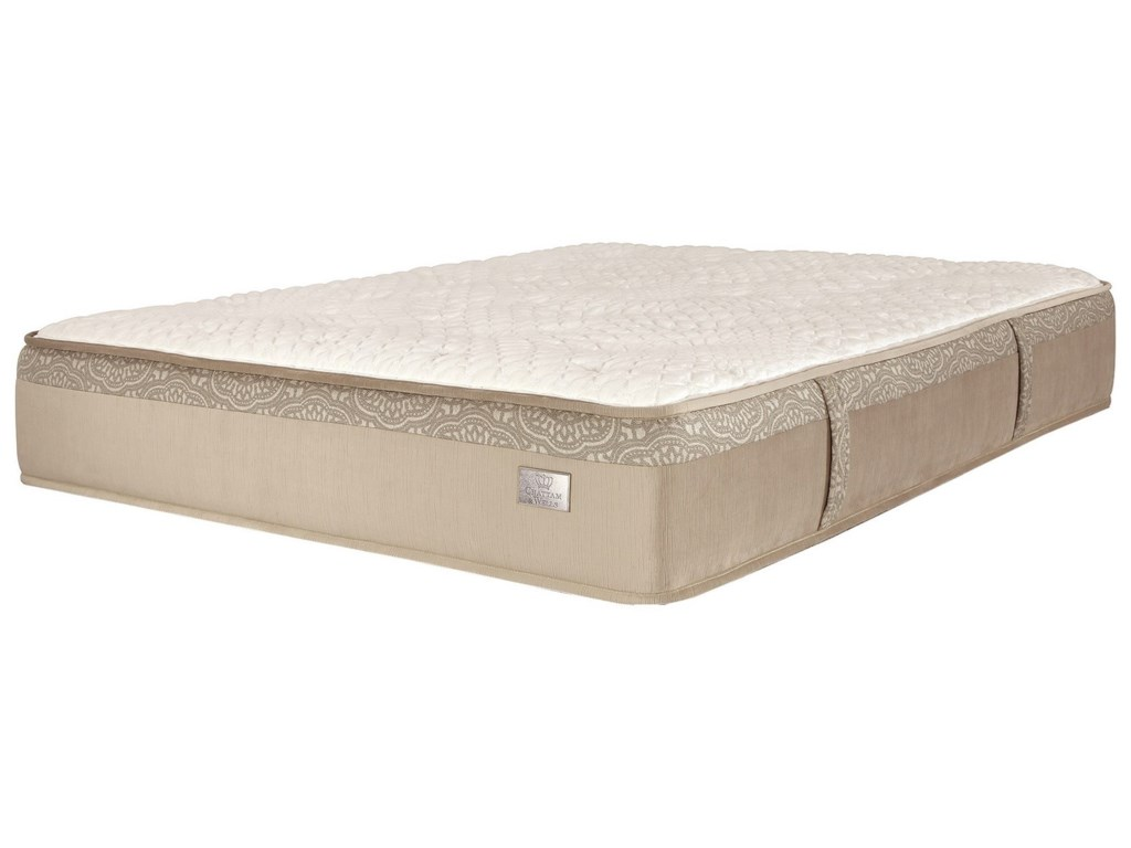 Spring Air Hamilton FKing Innerspring Mattress Set