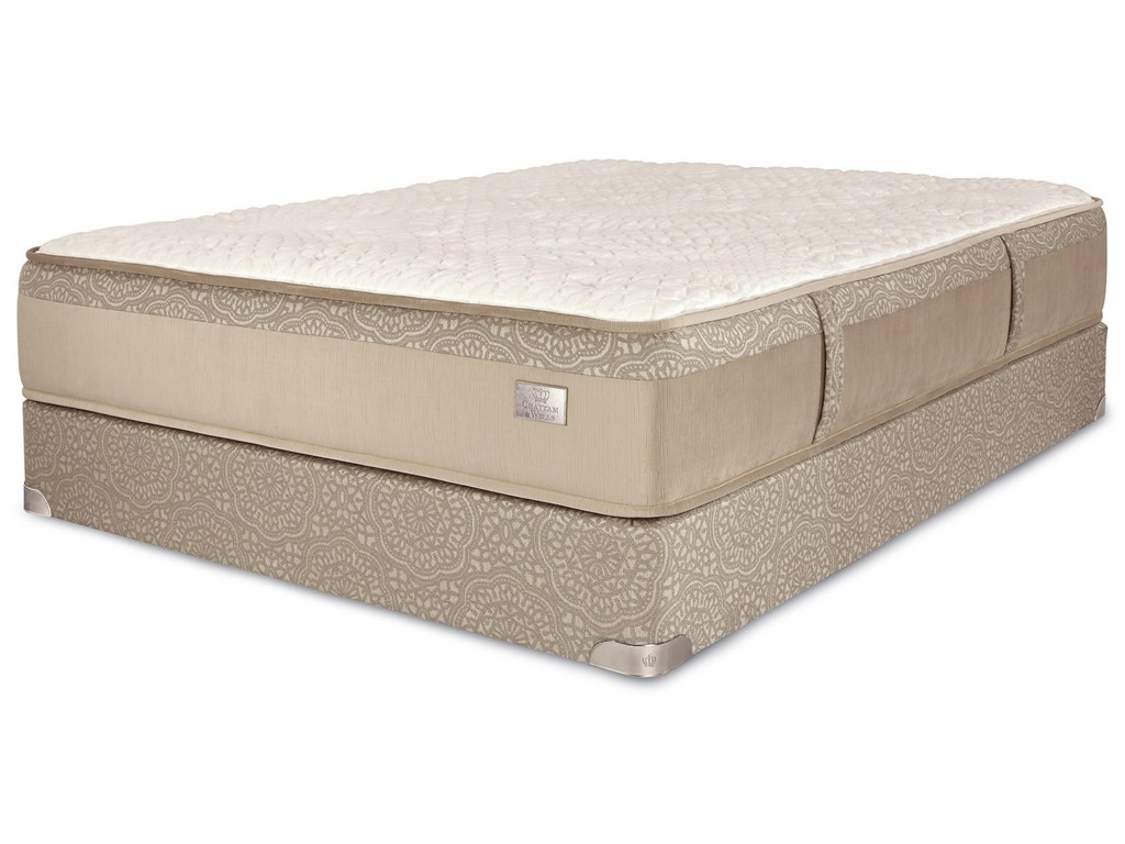 Spring Air Hamilton PTwin XL Innerspring Mattress Set