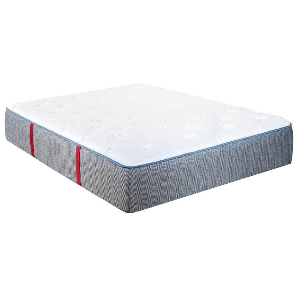 Spring Air Hope P Twin Extra Long Plush Pocketed Coil Mattress