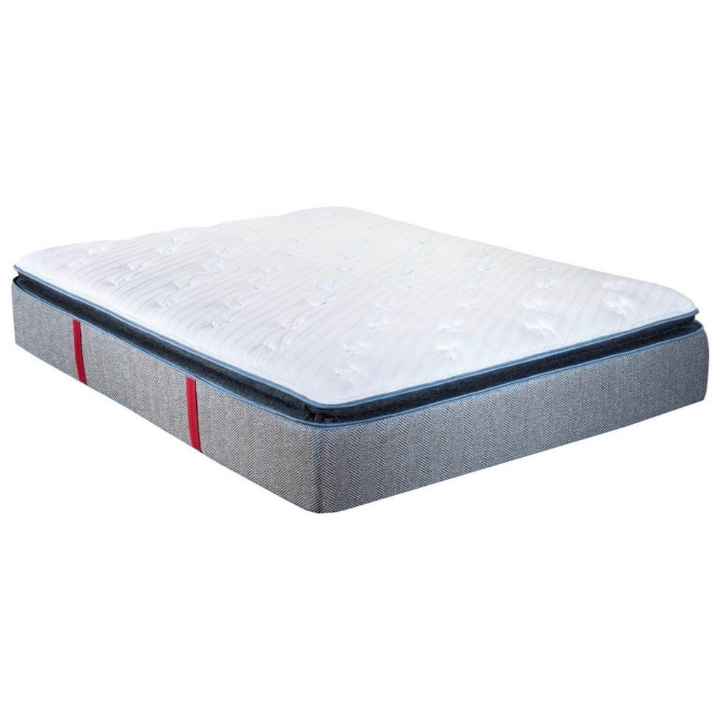 Spring Air Hope Pt Twin Extra Long Pillow Top Pocketed Coil Mattress