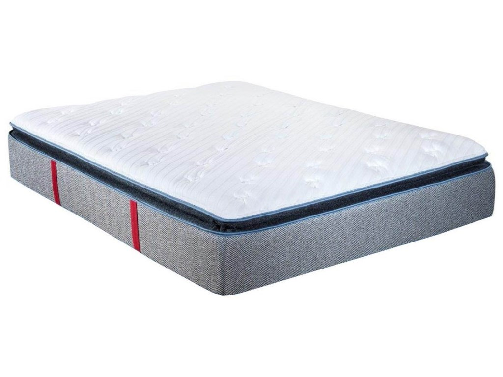 Spring Air Hope PTFull Pocketed Coil Mattress