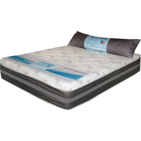 Queen Hyrbid Mattress
