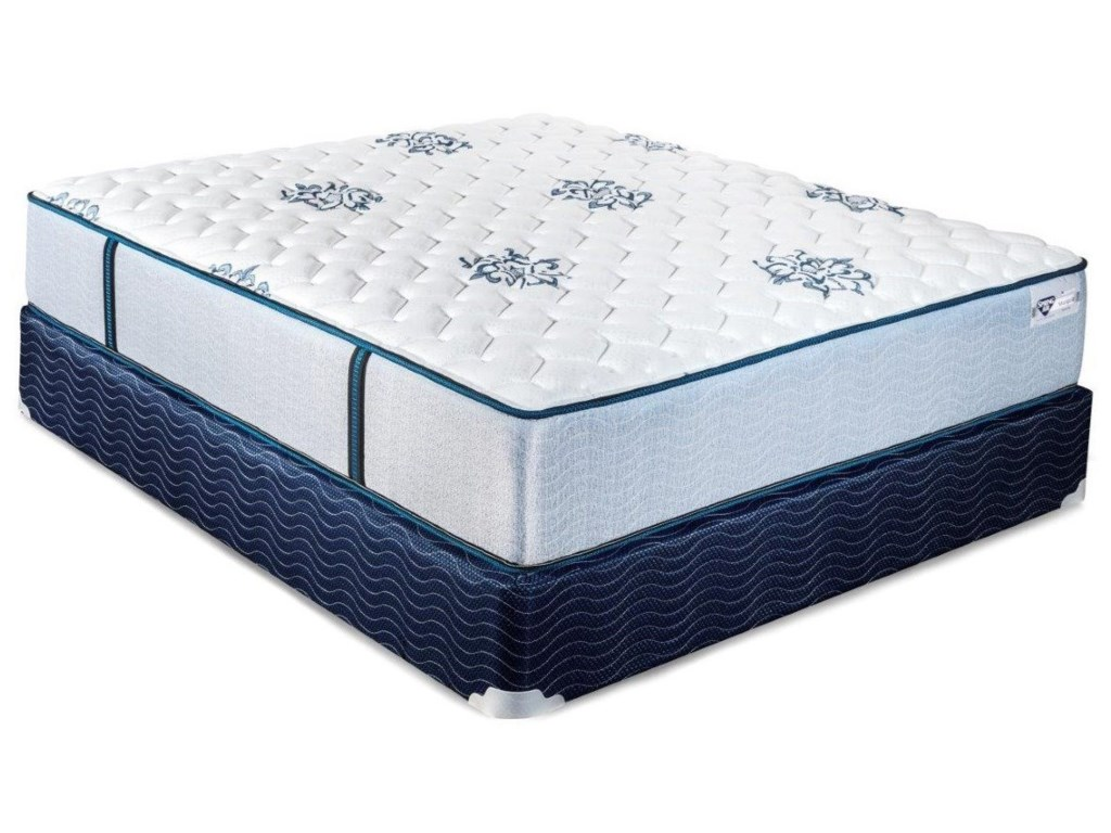 Spring Air Marigold FTwin Pocketed Coil Mattress Set