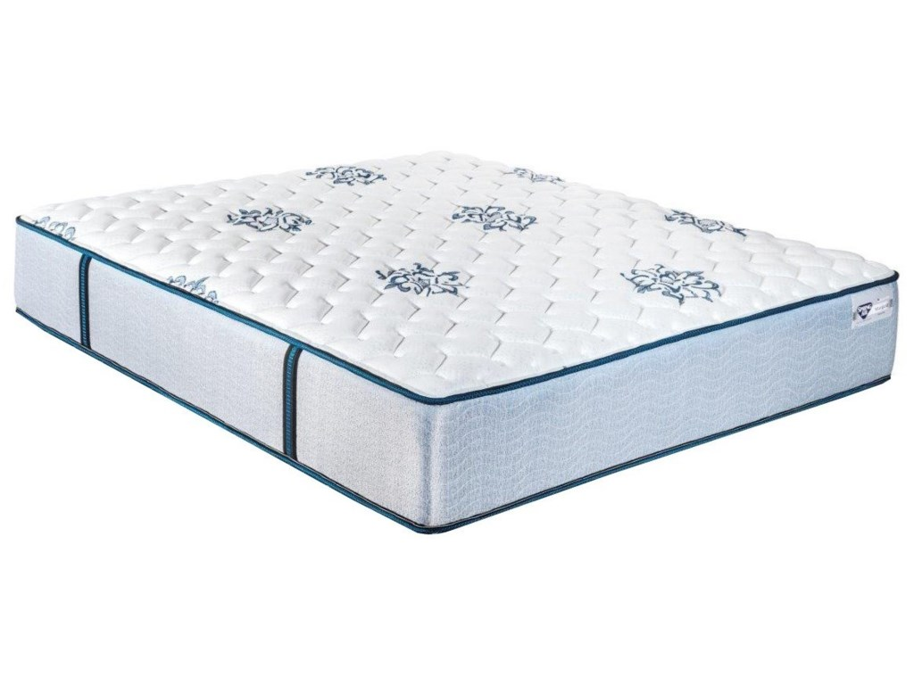 Spring Air Marigold FKing Pocketed Coil Mattress