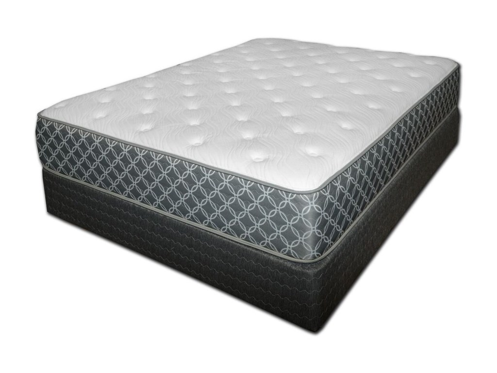 Spring Air Prescott PlushKing Plush Mattress Set