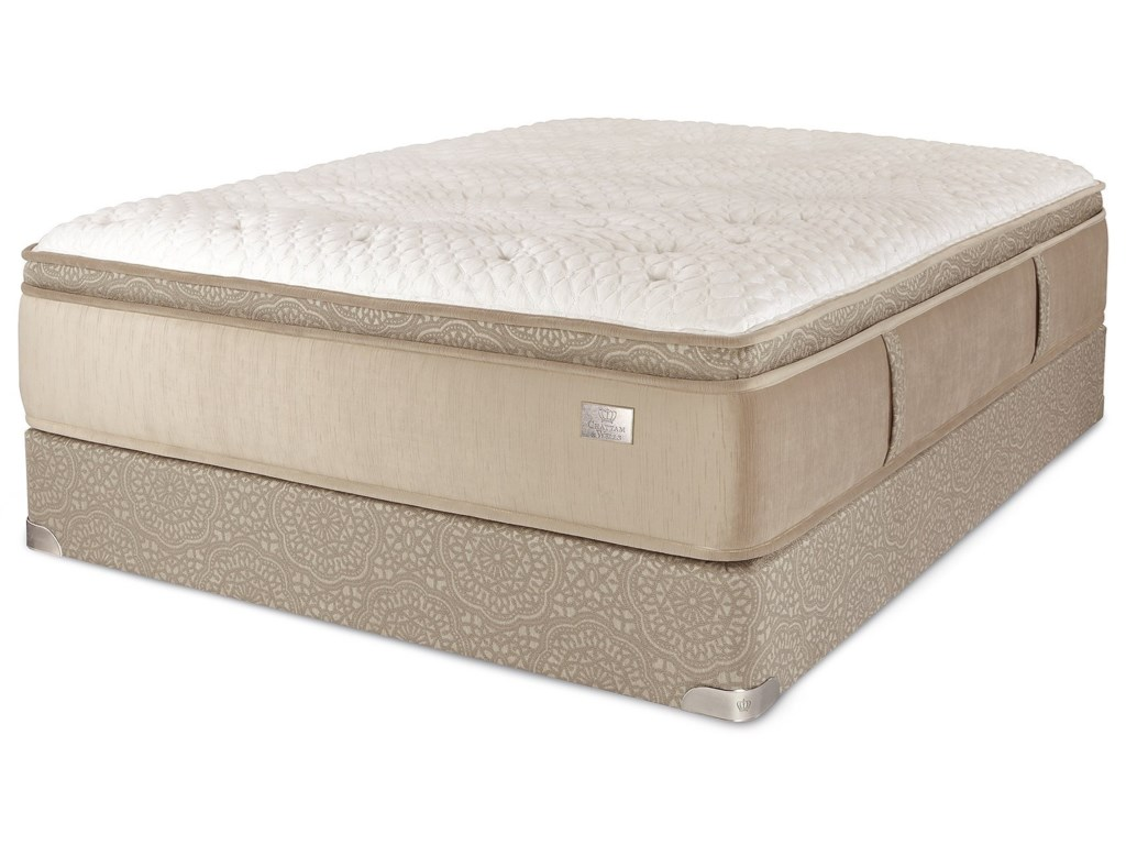 Spring Air Revere ETTwin Pocketed Coil Mattress Set
