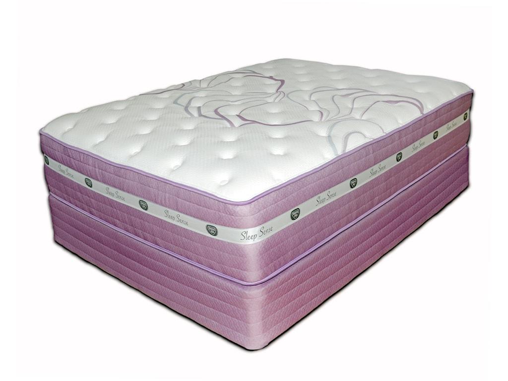 Spring Air Sleep Sense PurpleQueen 14.5