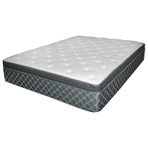 Spring Air Somerset Pillow Top Full Plush Pillow Top Mattress