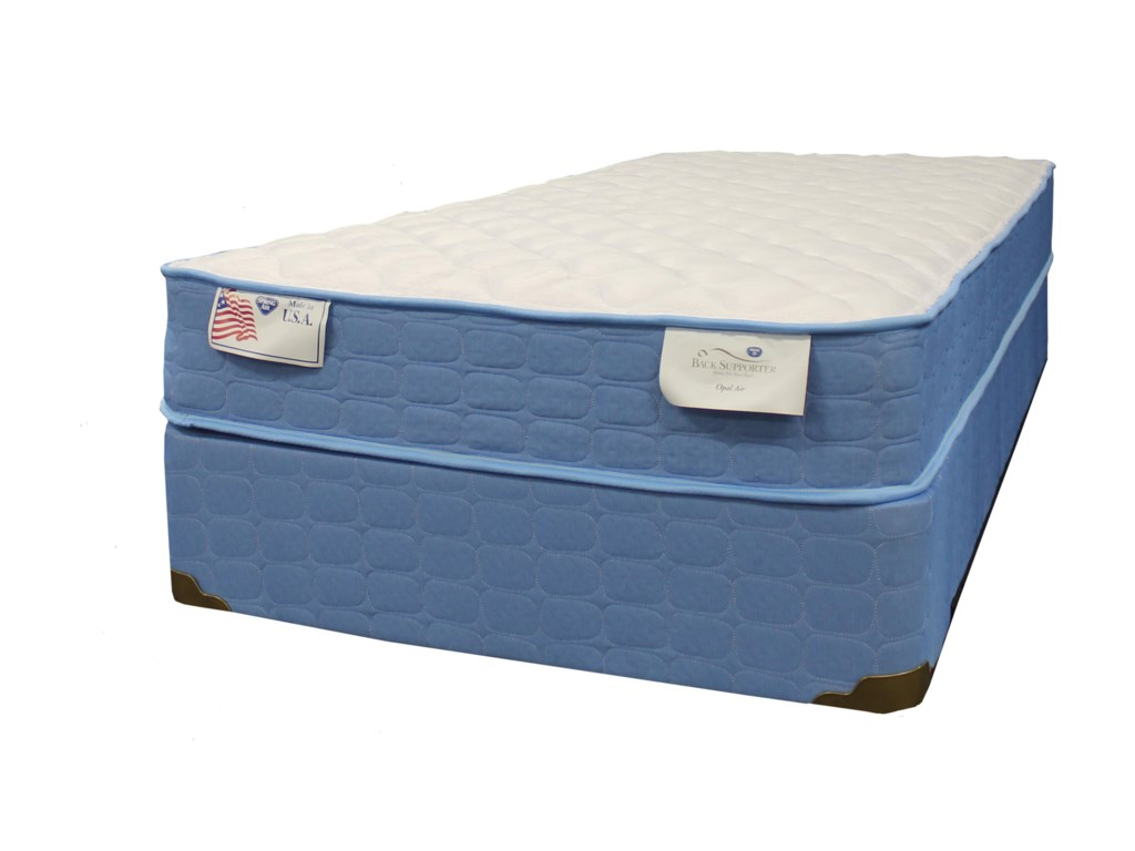 Spring Air Spring O Pedic - FirmKing Firm Mattress