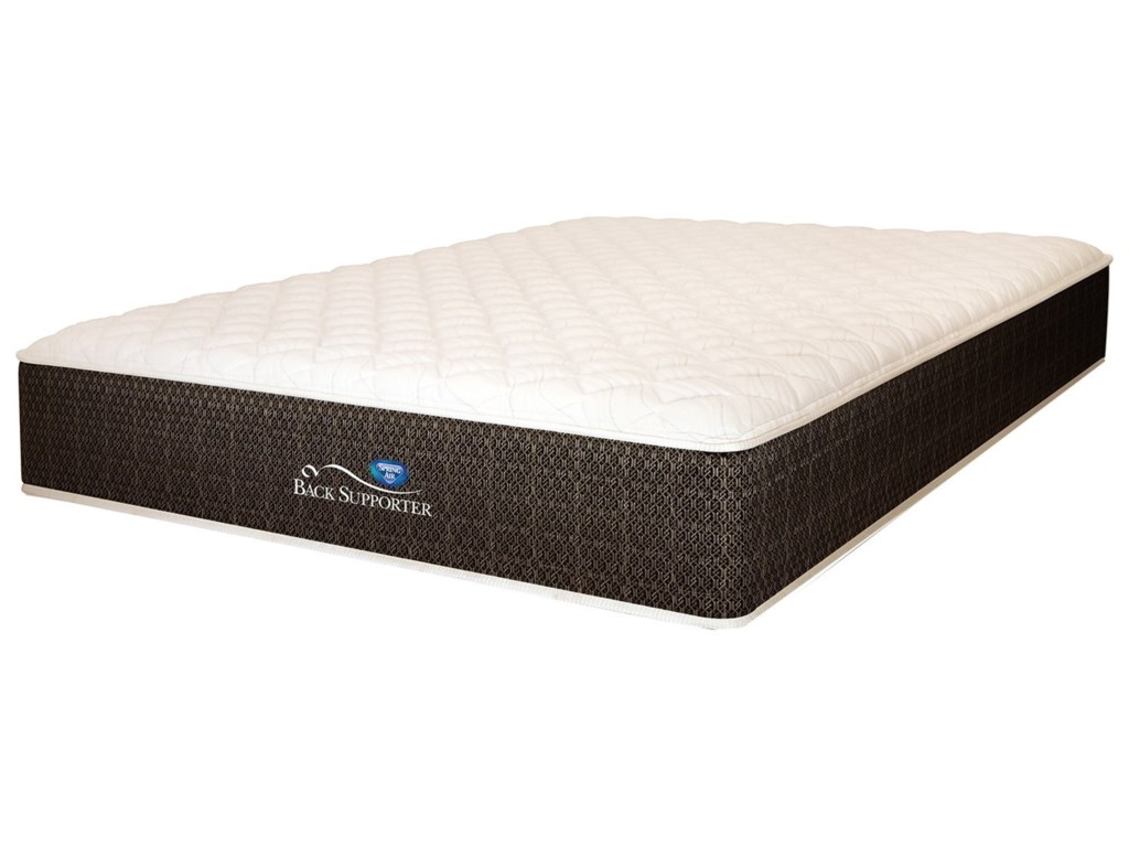 Spring Air Triumph Plush Twin Extra Long Plush Coil On Coil Mattress