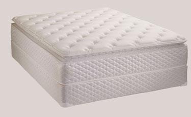 spring air oslo pillow top mattress by spring air