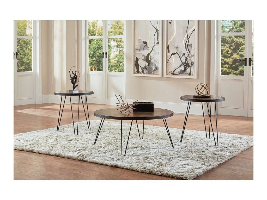 Standard Furniture PaternoOccasional Table Group