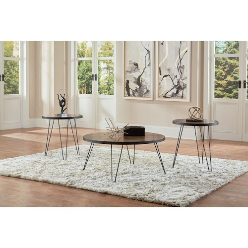 Standard Furniture Paterno Occasional Table Group