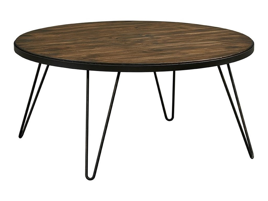 VFM Signature PaternoRound Cocktail Table