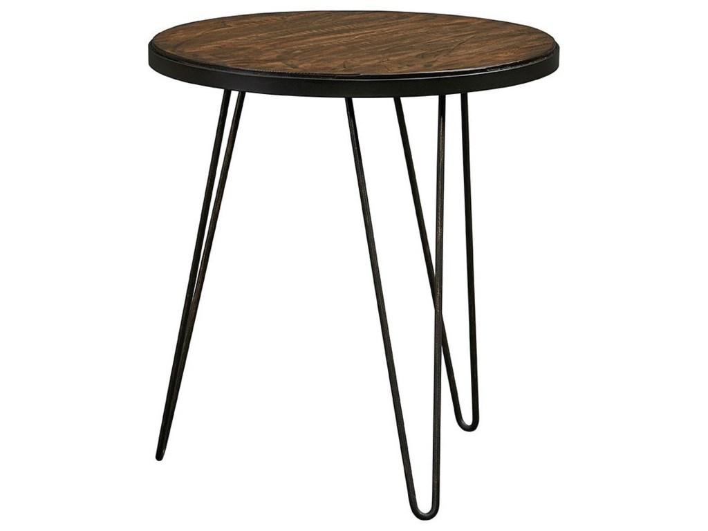 Standard Furniture PaternoRound End Table