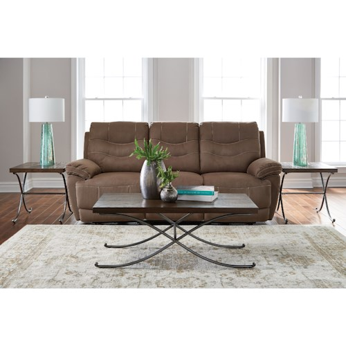 Standard Furniture 20540 Modern Occasional Table Group