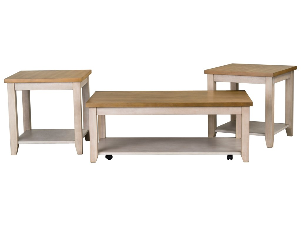 Standard Furniture AtticusOccasional Table Group