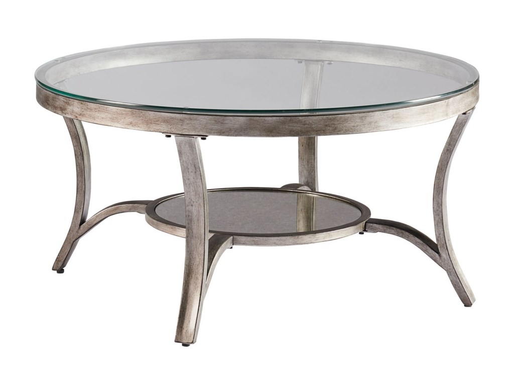 Zenith ColeRound Cocktail Table