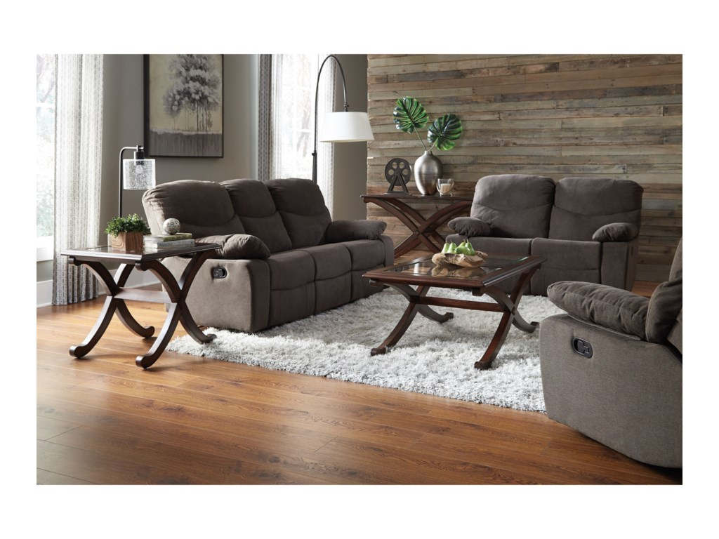 Standard Furniture 418Reclining Living Room Group