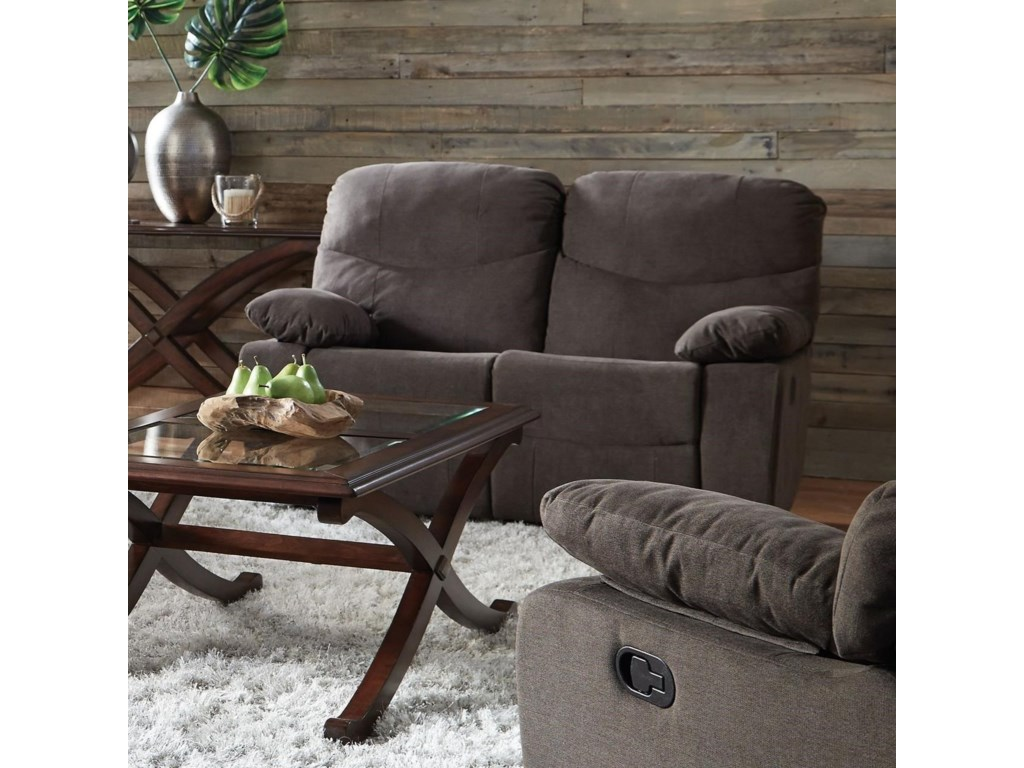 Standard Furniture 418Reclining Loveseat