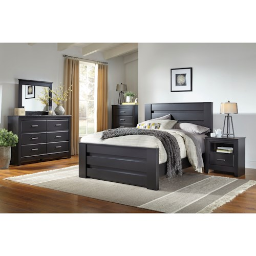 Zenith Modesto King Bedroom Group