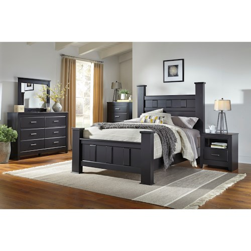 Zenith Modesto Queen Bedroom Group