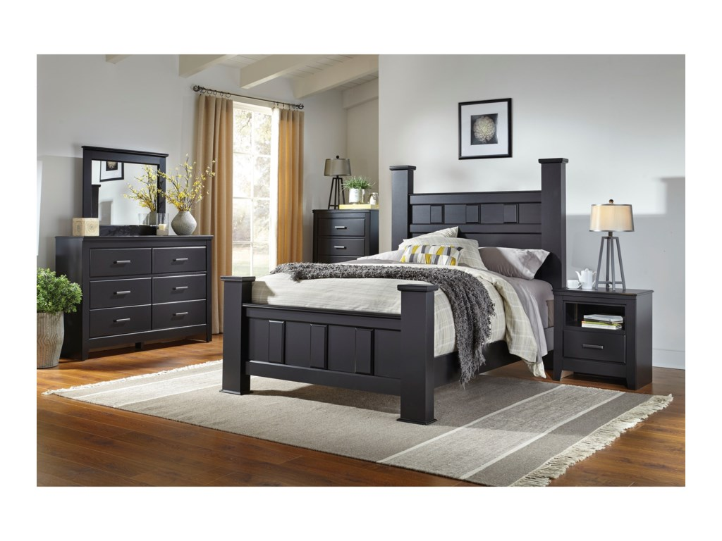 Standard Furniture ModestoQueen Bed