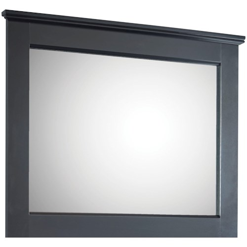 Standard Furniture Modesto Casual Mirror