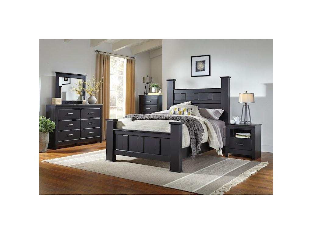Standard Furniture ModestoMirror
