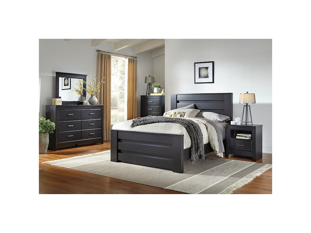 Zenith ModestoQueen Bed