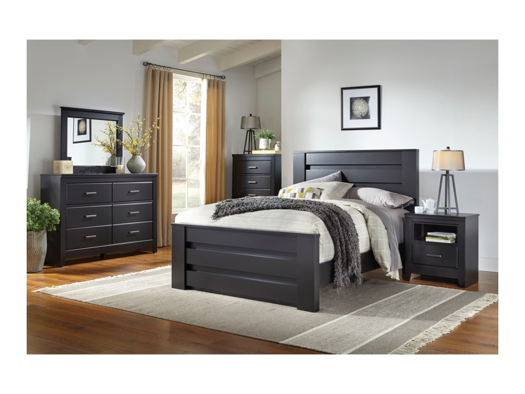 Standard Furniture ModestoKing Bed