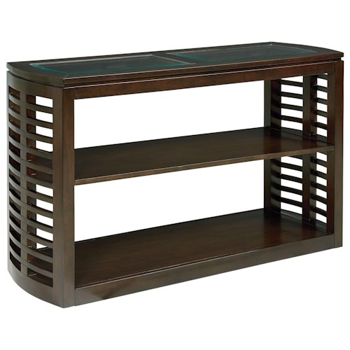 Standard Furniture Accolade Contemporary Console Table