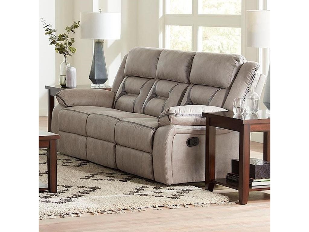 Standard Furniture AcropolisManual Reclining Sofa