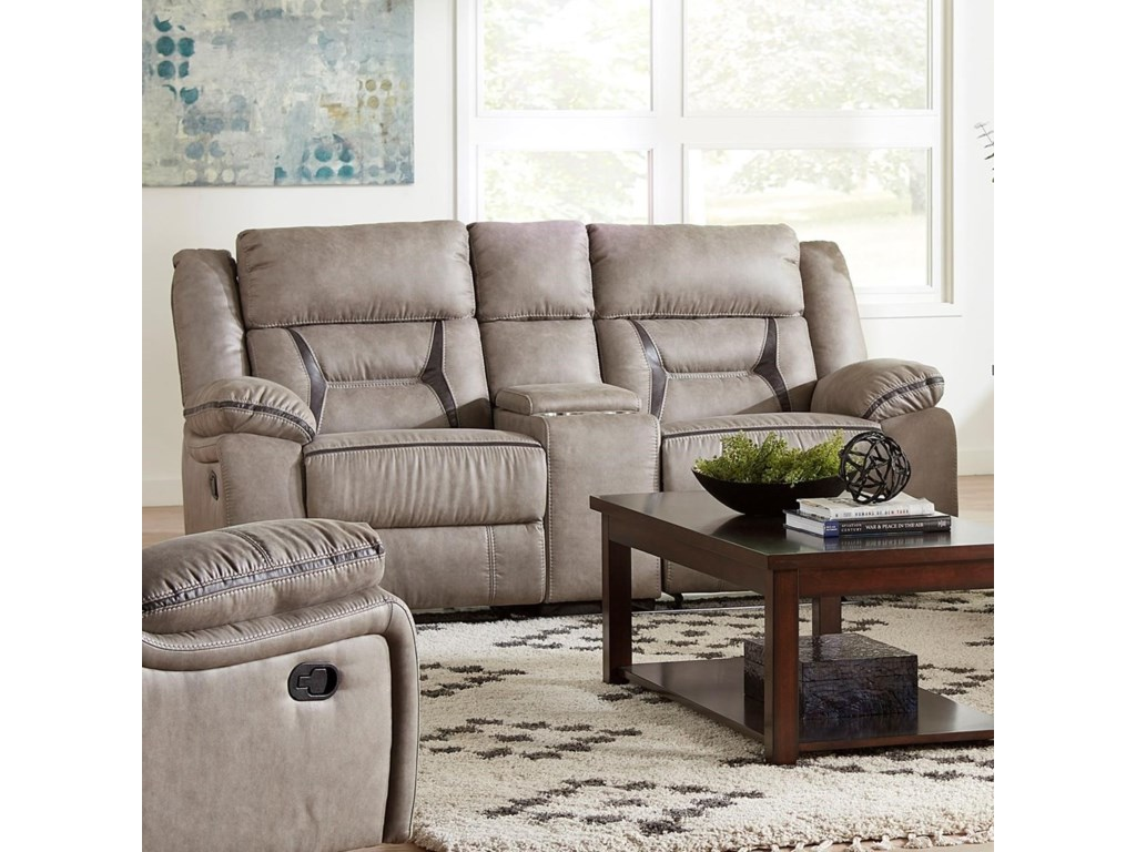 Standard Furniture AcropolisReclining Loveseat