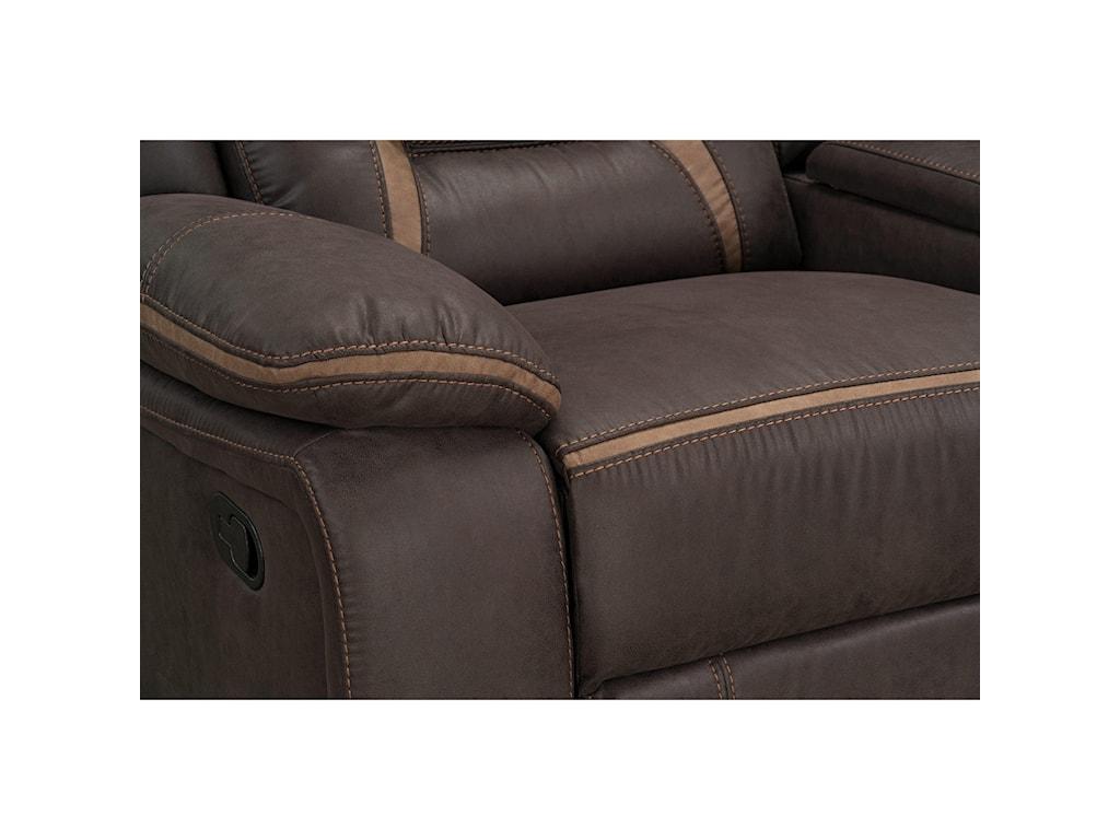 Standard Furniture AcropolisPower Reclining Sofa
