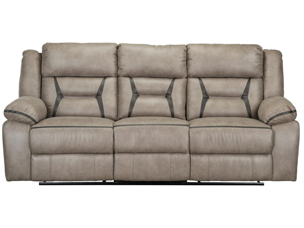 Standard Furniture AcropolisPower Reclining Sofa