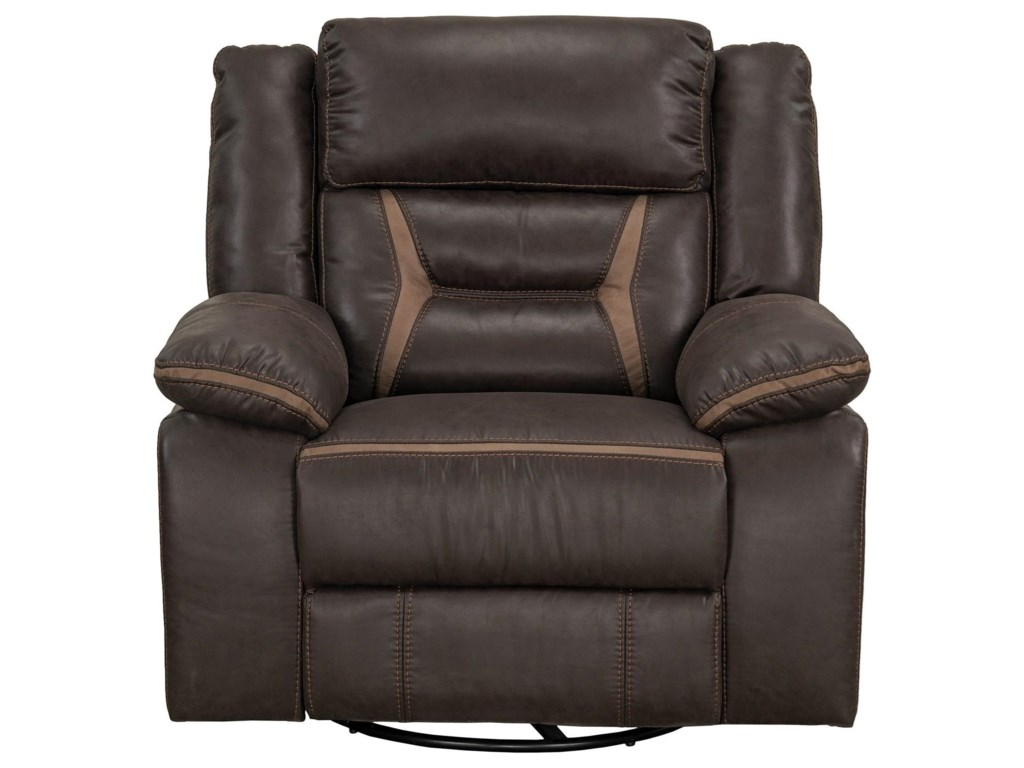 Standard Furniture AcropolisPower Glider Swivel Recliner