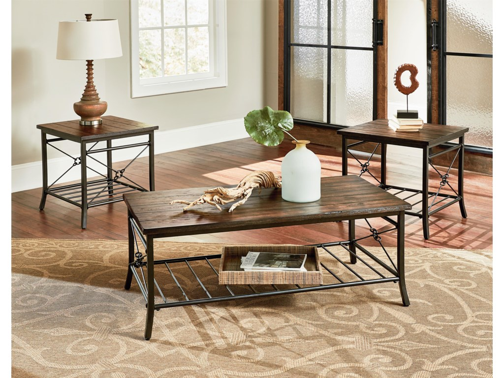 Standard Furniture AinsleyAccent Table Pack