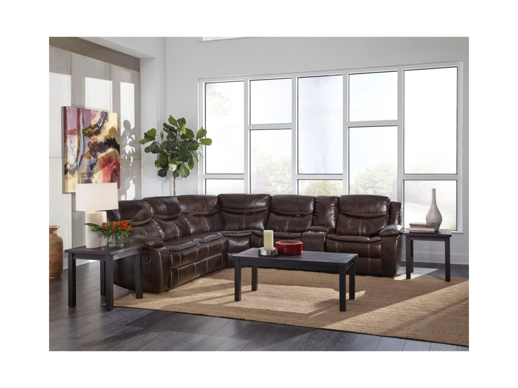 Standard Furniture AlbanyOccasional Table Group