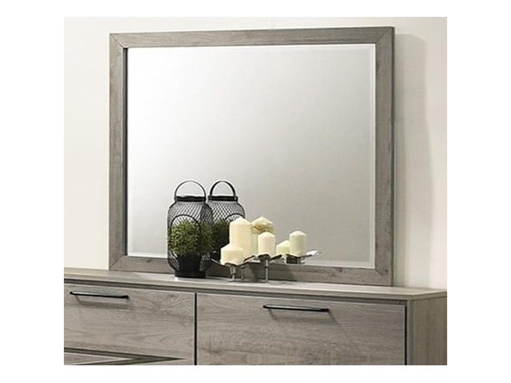 Standard Furniture AlixBeveled Mirror
