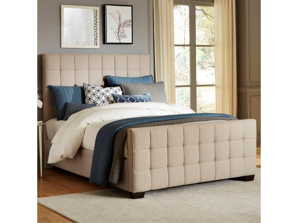 Standard Furniture AlturaQueen Upholstered Bed