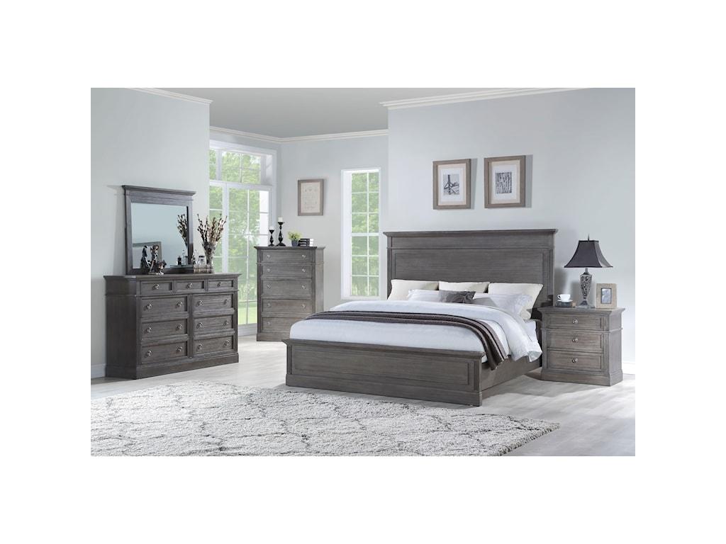 Standard Furniture AmberleighMirror