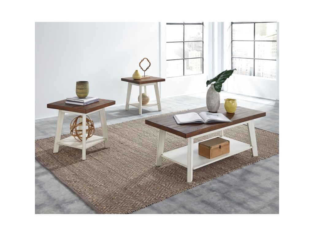 Standard Furniture AmeliaAccent Table Set