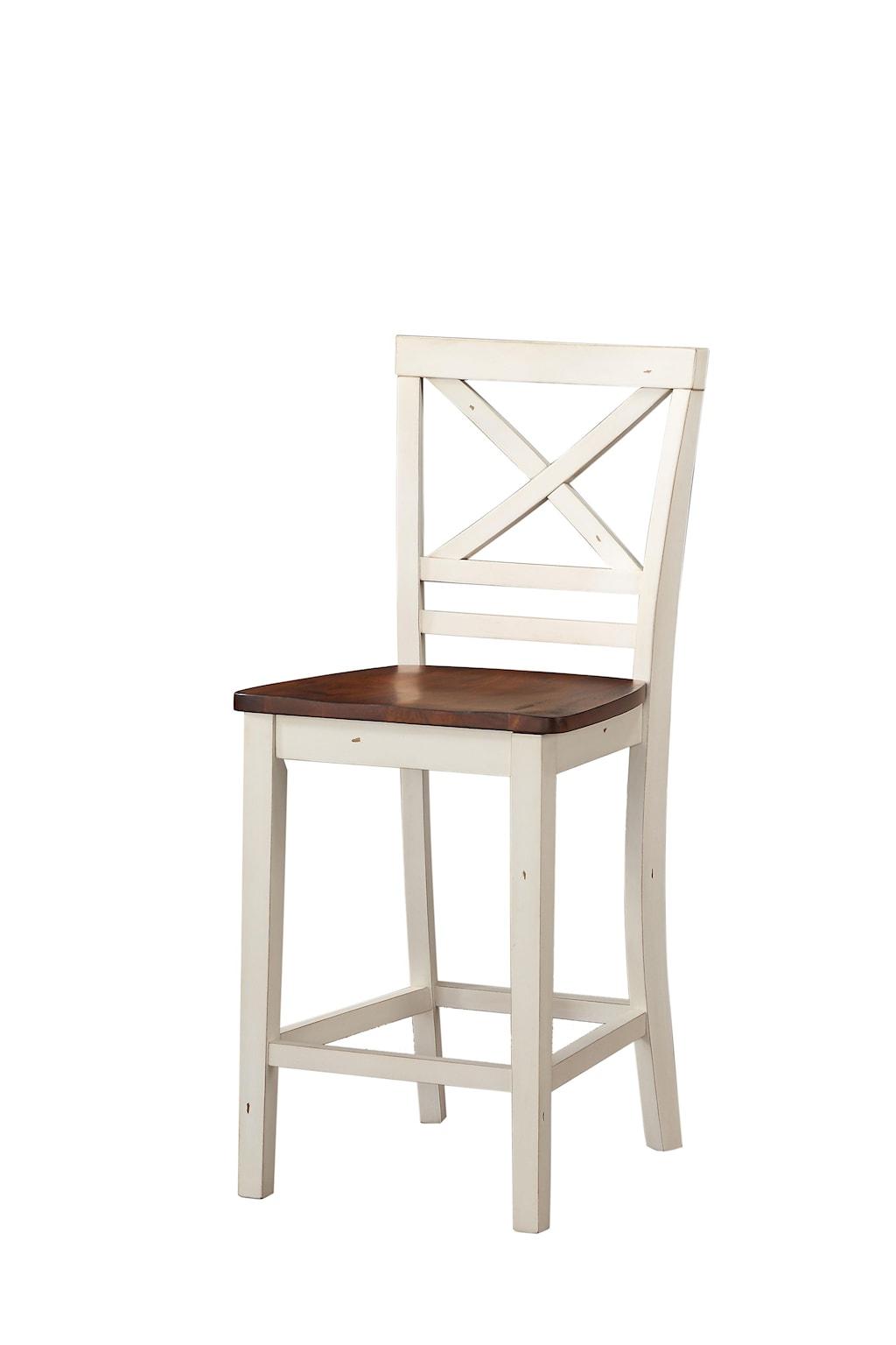 Standard furniture amelia counter chair