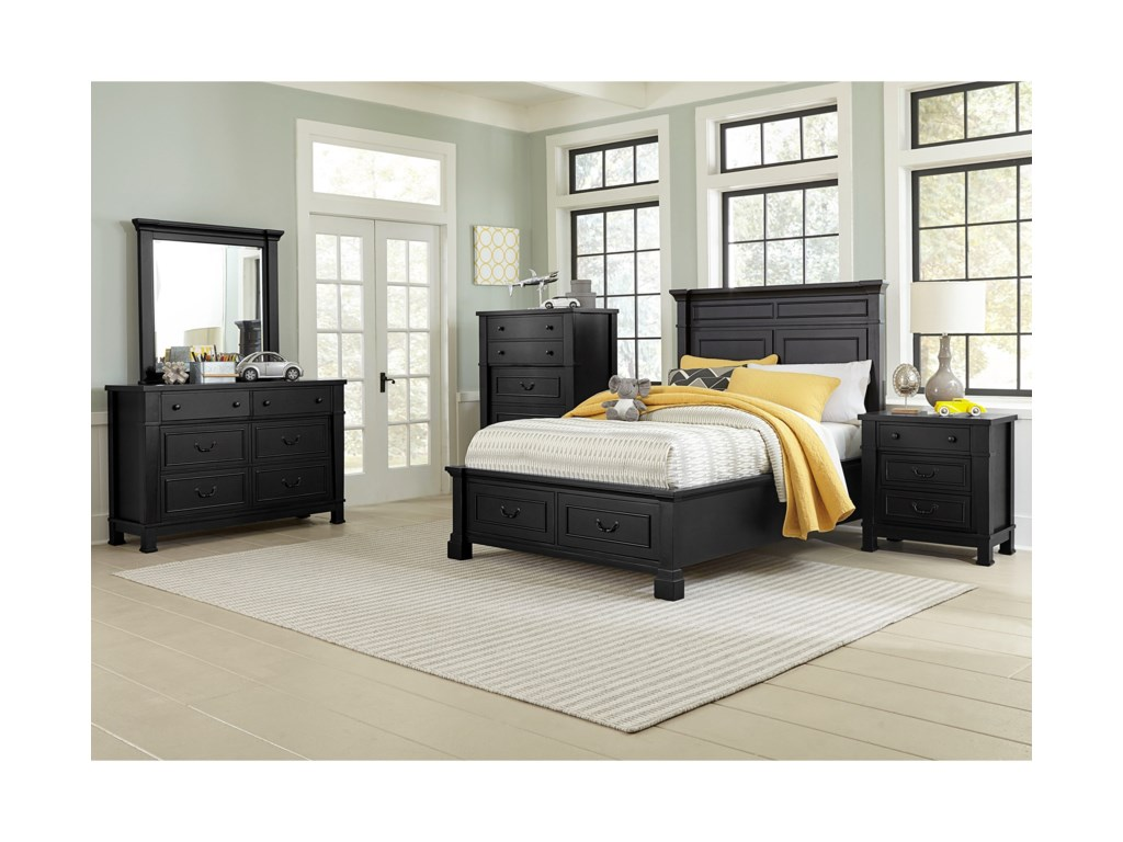 Standard Furniture AnnapolisFull Bedroom Group